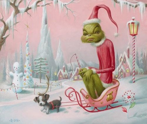 138610-The-Grinch-Christmas-Art